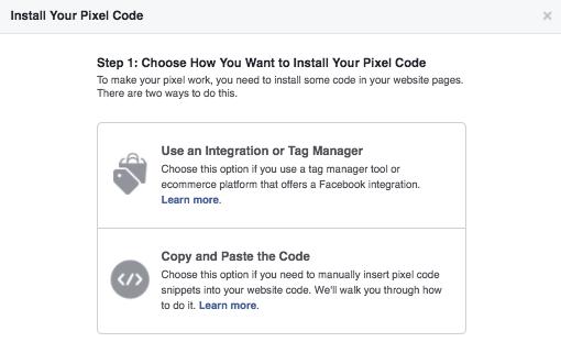 如何在matchPages电商网站中安装Facebook Pixel追踪代码005-install your pixel Code-iStarto百客聚