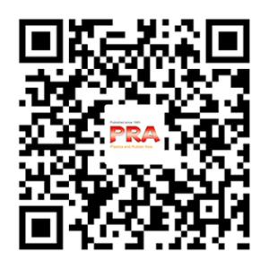 PRA亚洲塑料橡胶微信平台订阅号二维码