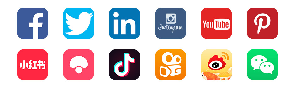 iStarto百客聚-海外社交媒体运营-合作伙伴