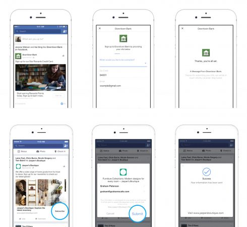 iStarto-facebook Lead Ads线索广告