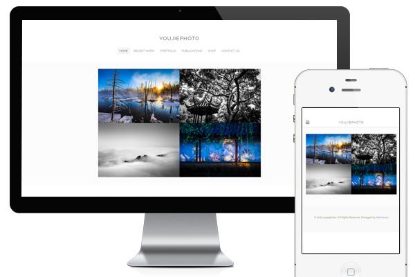 youjiephoto跨境电商网站