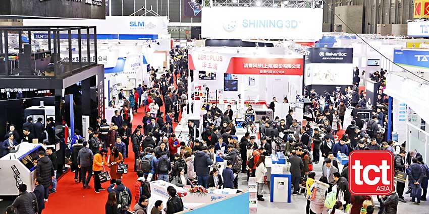 亚洲3D打印、增材制造展览会主办方再次选择上海百客聚作为其全球及国内的数字广告服务商
